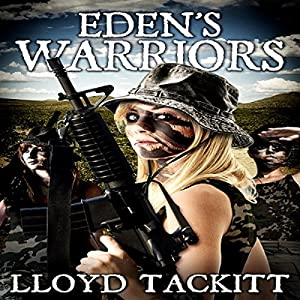 Eden's Warriors Audiobook