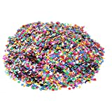 uxcell Plastic Hotel Party DIY Craft Table Desk Desktop Decoration 2000 Pcs Assorted Color