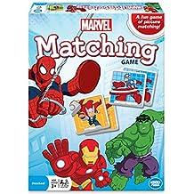 The Wonder Forge MARVEL SPIDER MAN MATCHING GAME