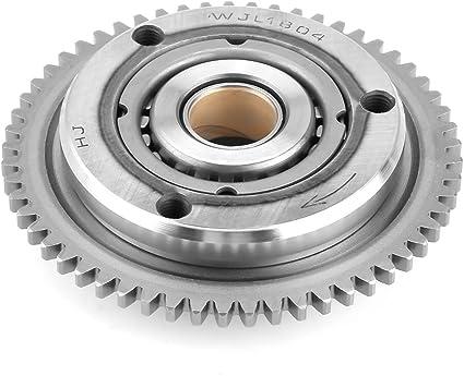 HELEISH Carburador 4 tiempos juego de motor 15003-2182 15003-2962 para Kawasaki FC150 V4 Carb Accesorios de motos