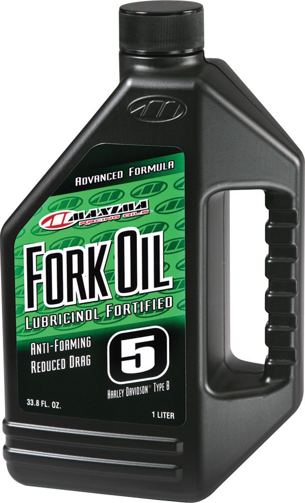 Maxima 15W Racing Fork Fluid MAXIMA RACING OIL