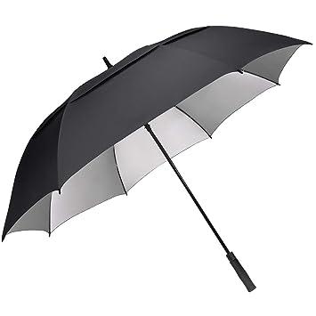 Amazon.com: G4Free - Paraguas de golf con apertura ...