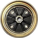 Kawasaki Mule 3000 / 3010 / 4000 / 4010 Rear Brake Drum Replacement