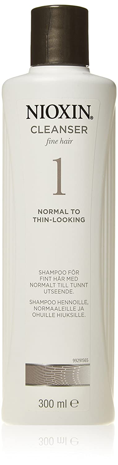 Nioxin System 1 Cleanser 300ml 7288
