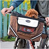 Suicazon Pet Travel Bag Bike Cage