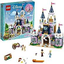 [Patrocinado] LEGO Disney Princess El sueño de Cenicienta Castillo 41154–Building Kit (585pieza)