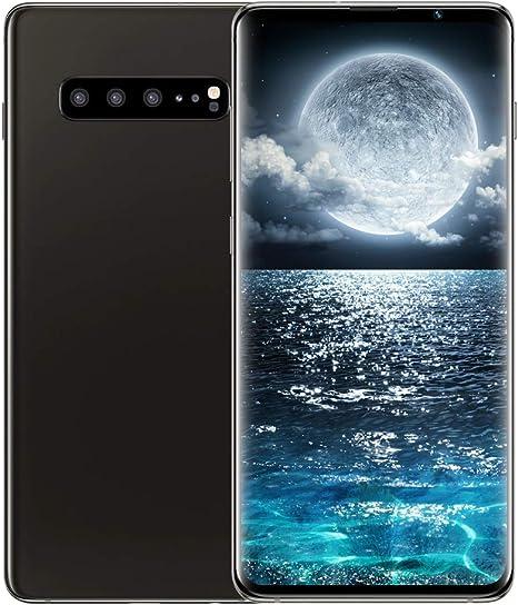 Smartphone Libres 4G Android 10.0, S10(2020) 6.5 Pulgadas FHD, 8GB RAM 256GB ROM Face Unlock Cámara 13MP 4800mAh Moviles Libres 4G Apoyo:Hot Spot y GPS Moviles, Black: Amazon.es: Deportes y aire libre