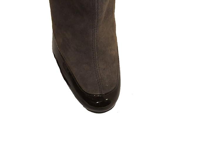 Buffalo Damen Stiefel 7725-338 dunkelbraun (41): Amazon.de: Schuhe &  Handtaschen