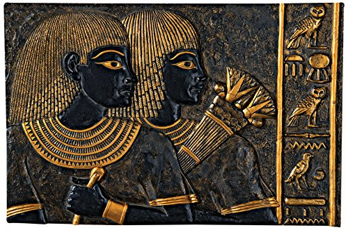 Design Toscano Royal Egyptian Relief in Tomb of Vizier Ramose