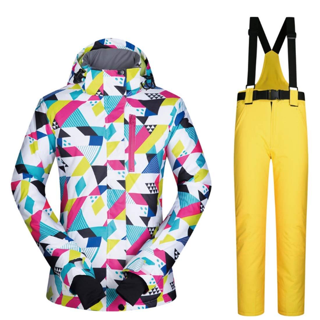 LINANNVA Giacca da Donna Winter Winter Winter Girl Coat Outdoor Sport Dress Giacca da Sci Antivento e Impermeabile (Coloree   08, Dimensione   M)B07KPZFZQML 03 | Reputazione a lungo termine  | unico  | Il Nuovo Prodotto  | Qualità E Quantità Assicurata  | Negozio  962327