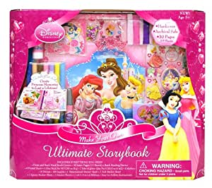 Disney Princess Make Your Own Princess Storybook