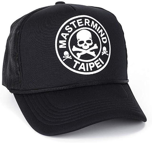 WNSS9 Ajustable MASTERMIND verano TAIPEI hombres gorras de b/éisbol del casquillo del Ej/ército Deportes N/áutica sombrero viejo marinero gorra de b/éisbol al aire libre respirable Yate militar borracho m