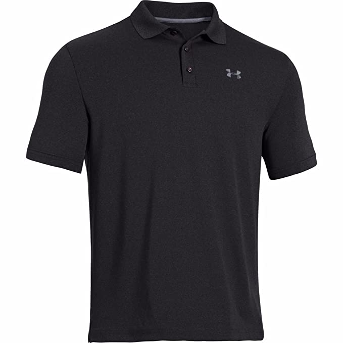 Under Armour Men UA Golf Performance Logo Polo T-Shirt: Amazon.es ...