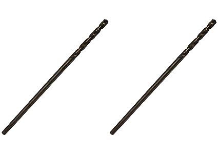 "Drill America 7//64/"" x 6/"" Cobalt Aircraft Extension Drill Bit GLBCO Series"