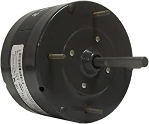 Fasco D242 5.0-Inch Ventilator and Unit Heater Motor, 1/20 HP, 115 Volts, 1050 RPM, 1 Speed, 2 Amps, Totally Enclosed, CWSE Rotation, Sleeve Bearing