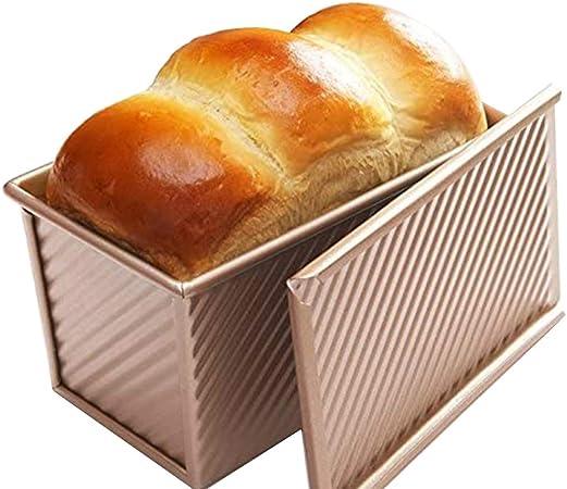 Rechteck Antihaft Toastbrot Kuchen Backform Laib Zinn Backformen Pfanne