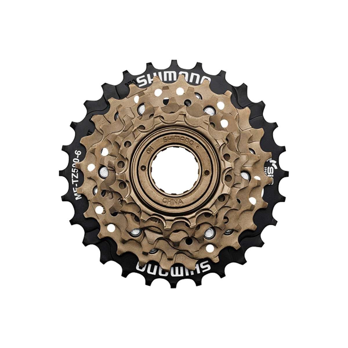 Shimano tz500 6-speed 14 – 28t Freewheel B074JHYYQM