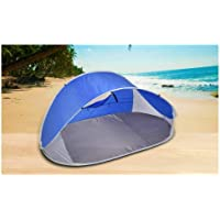 Pop Up Camping Tent Beach Portable Hiking Sun Shade Shelter Fishing 4 Person New -
