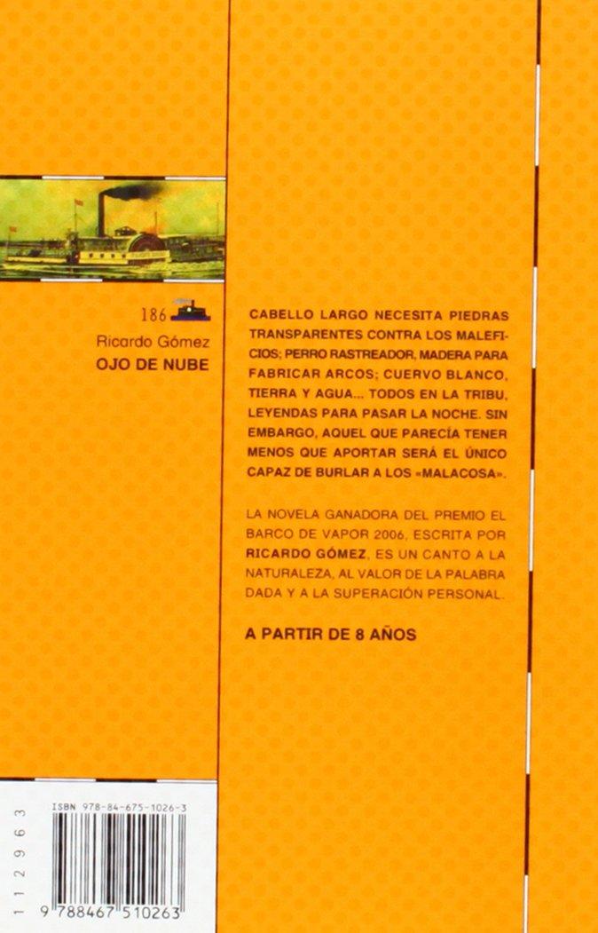 Ojo de nube (El Barco De Vapor-naranja) (Spanish Edition): Ricardo Gomez Gil: 9788467510263: Amazon.com: Books
