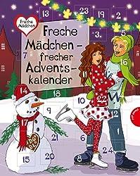 Freche Mädchen - frecher Adventskalender 2013