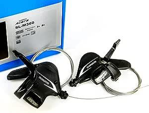 SHIMANO Acera M360 3x8 Shift Levers
