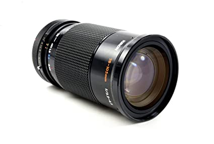 Amazon com : Kiron 28-105mm Canon FD-Mount Manual Focus Zoom Lens