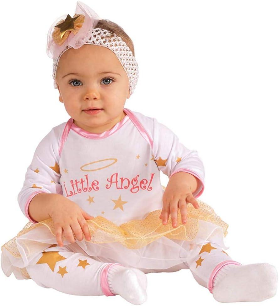 Horror-Shop Disfraz De Bebé De Little Angel: Amazon.es: Juguetes y ...