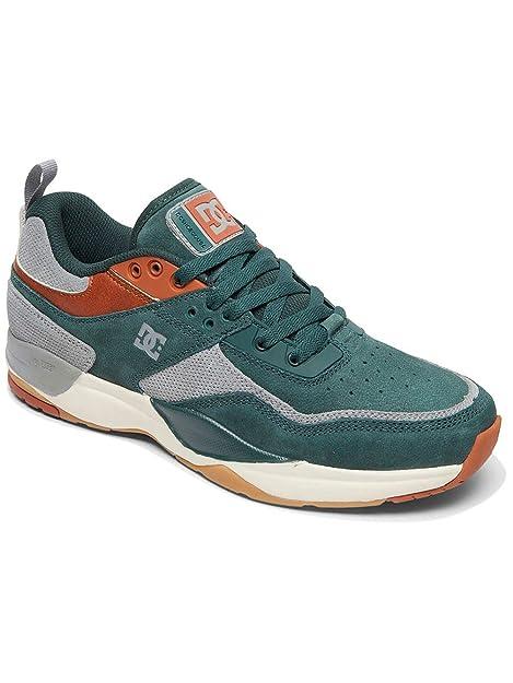 DC Hombres Calzado/Zapatillas de Deporte E. Tribeka Le: Amazon.es: Zapatos y complementos