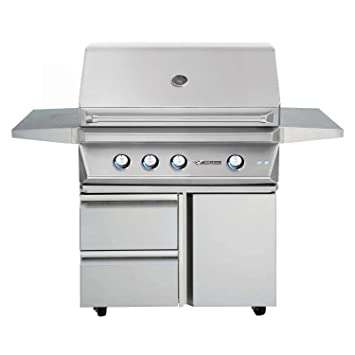 Twin eagles tebq36r-cl 91,44 cm propano gas parrilla de ...