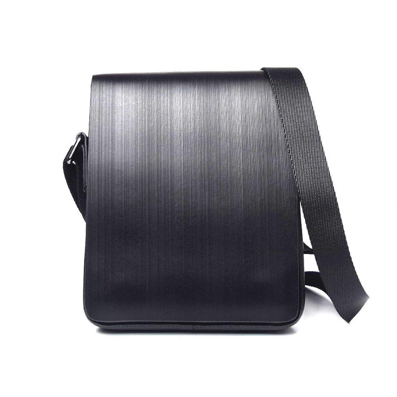 【CORUNDUM】 コランダム イタリア製 ストリシアレザー スマートメッセンジャーバッグ B074H1MH8Y