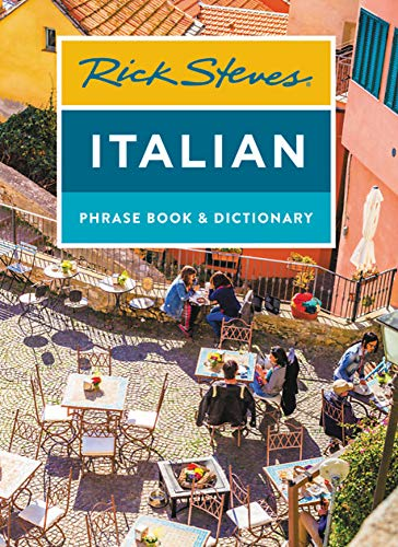 Rick Steves Italian Phrase Book & Dictionary (Rick Steves Travel Guide)...