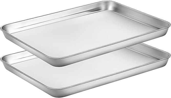 The Best Baking Sheets For Toaster Oven