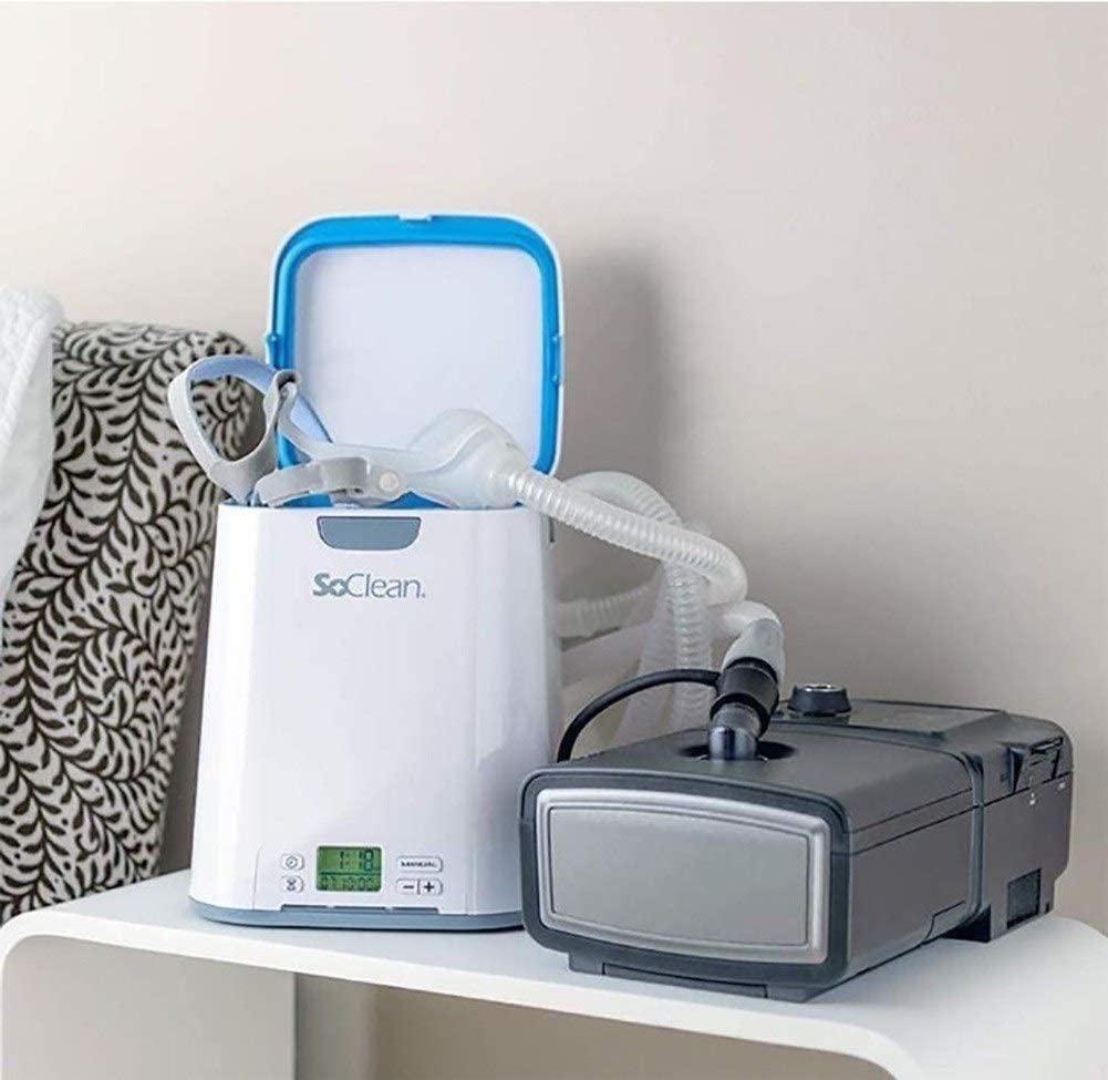 enth/ält 3 Filterpatronen und 3 R/ückschlagventile CPAP-Filter Set Geeignet f/ür SoClean 2 Eight OClock Filter Cartridge
