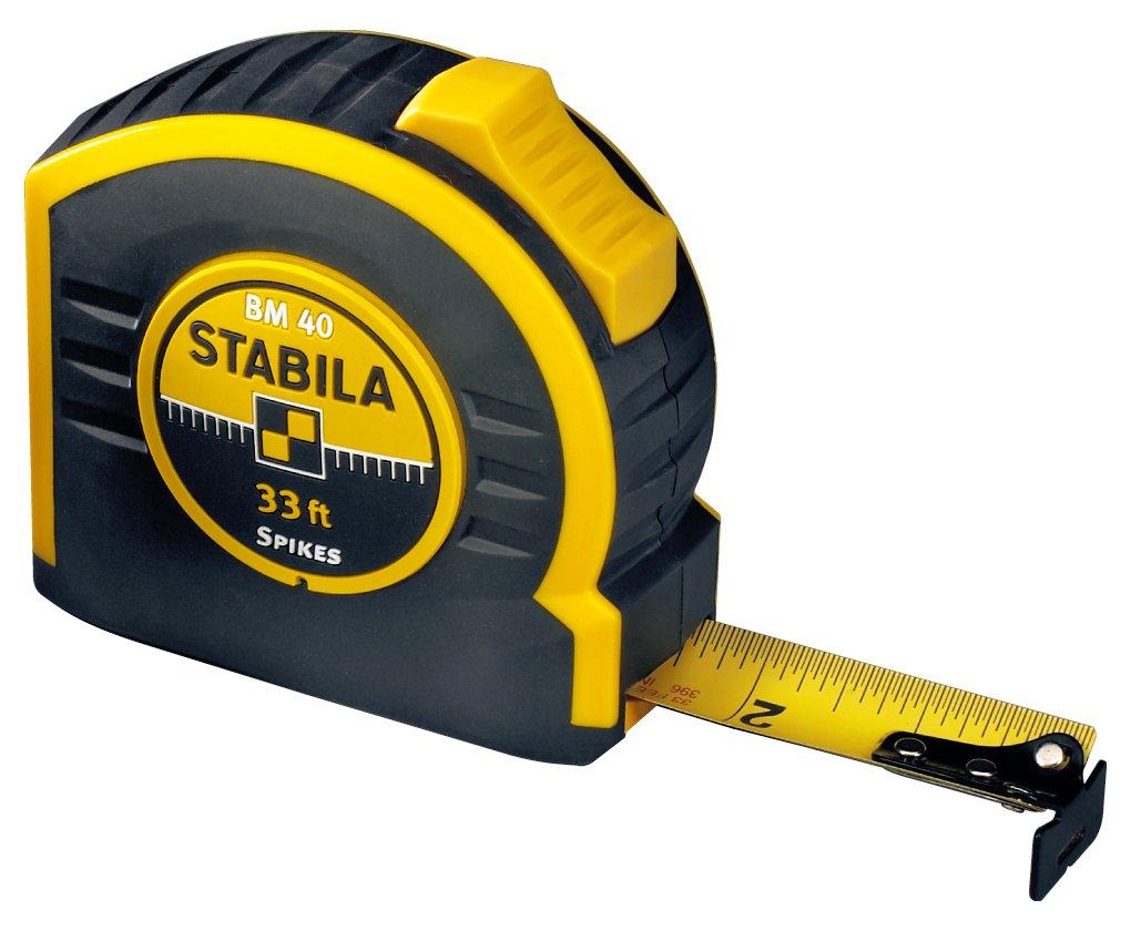 Stabila 30333 Type BM40 33' Tape Measure