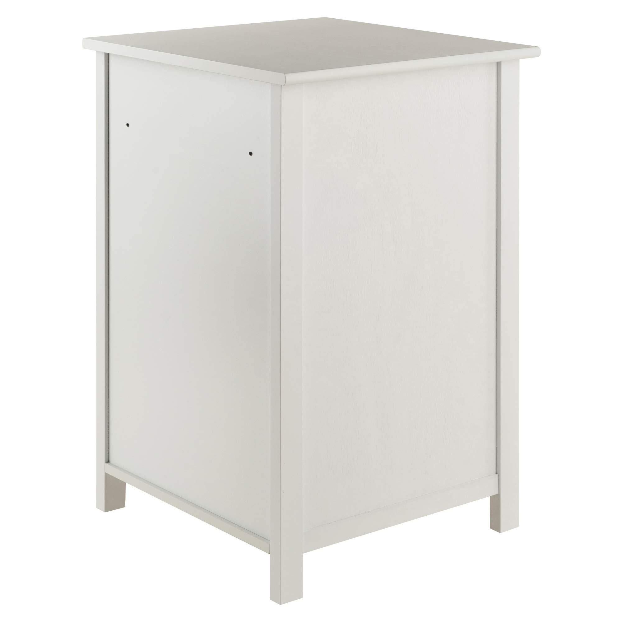 Winsome Wood 10321 Delta File Cabinet White Home Office, by Winsome Wood (Image #7)
