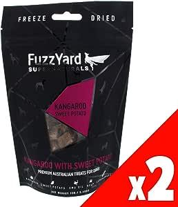Supernaturals Kangaroo & Sweet Potato 70g FuzzYard Dog Treat Natural Puppy