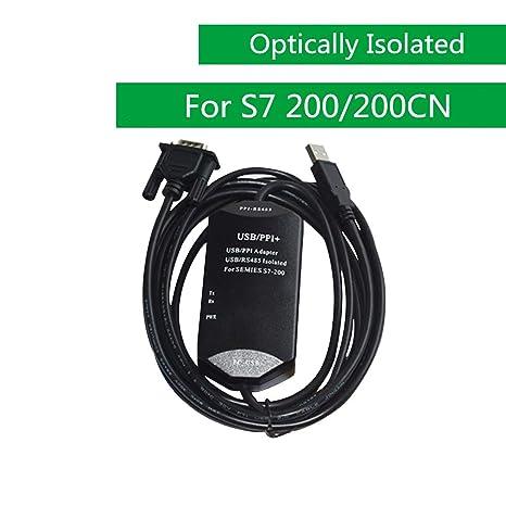 Amazon com: Washinglee USB PLC Programming Cable for Siemens