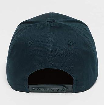 Pelle Pelle Hombres Gorras   Gorra Snapback Core Label azul Standard size   Amazon.es  Ropa y accesorios 3337b315b50