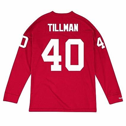 sale retailer 676a6 c2ebd Amazon.com : Mitchell & Ness Arizona Cardinals Pat Tillman ...