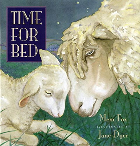 Book Cover: Time for Bed