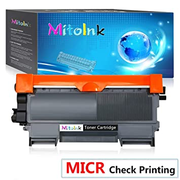 Amazon.com: MitoInk TN-420 MICR - Tóner compatible con ...