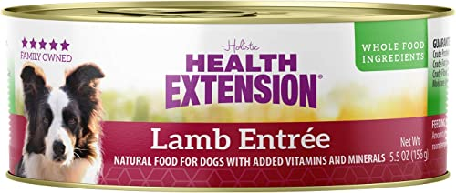 Health Extension Lamb Entree 5.5-Ounce