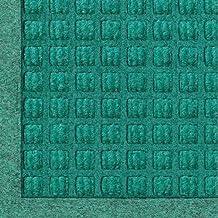 "Andersen WaterHog Fashion Polypropylene Fiber Entrance Indoor/Outdoor Floor Mat, SBR Rubber Backing, 3/8"" Thick"