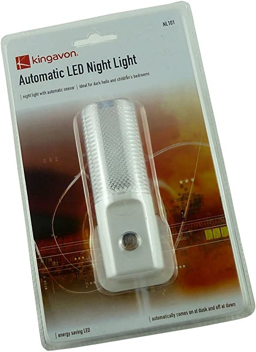 Kingavon BB-NL101 Automatic Night Light