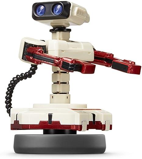 Robot amiibo - Japan Import (Super Smash Bros Series): Amazon.es ...