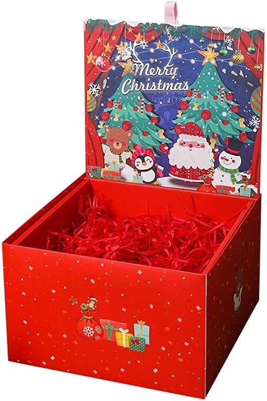 Nobrannd Caja Fiesta De Navidad R Fiesta de Navidad del Regalo de ...