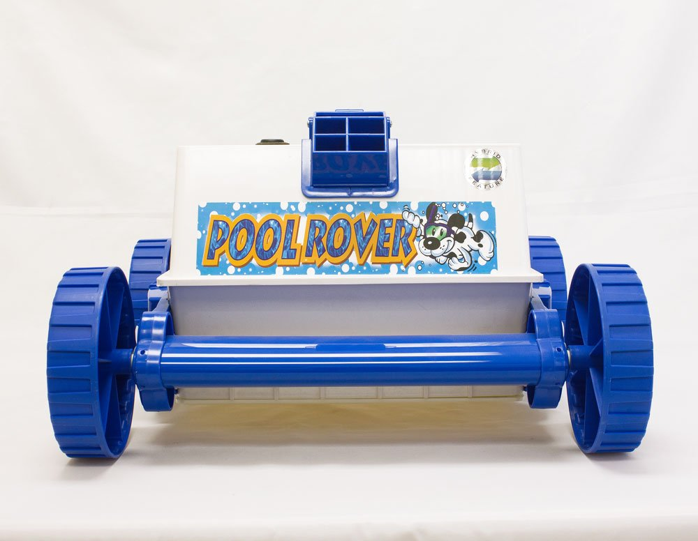 Aquabot Pool Rover Hybrid Robotic Pool Cleaner Little