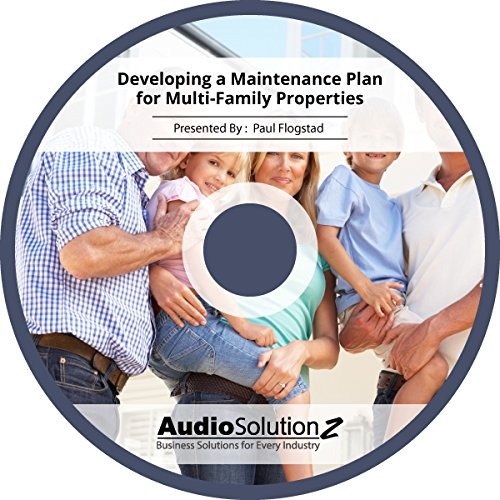 Developing a Maintenance Plan for Multi-Family Properties ebook