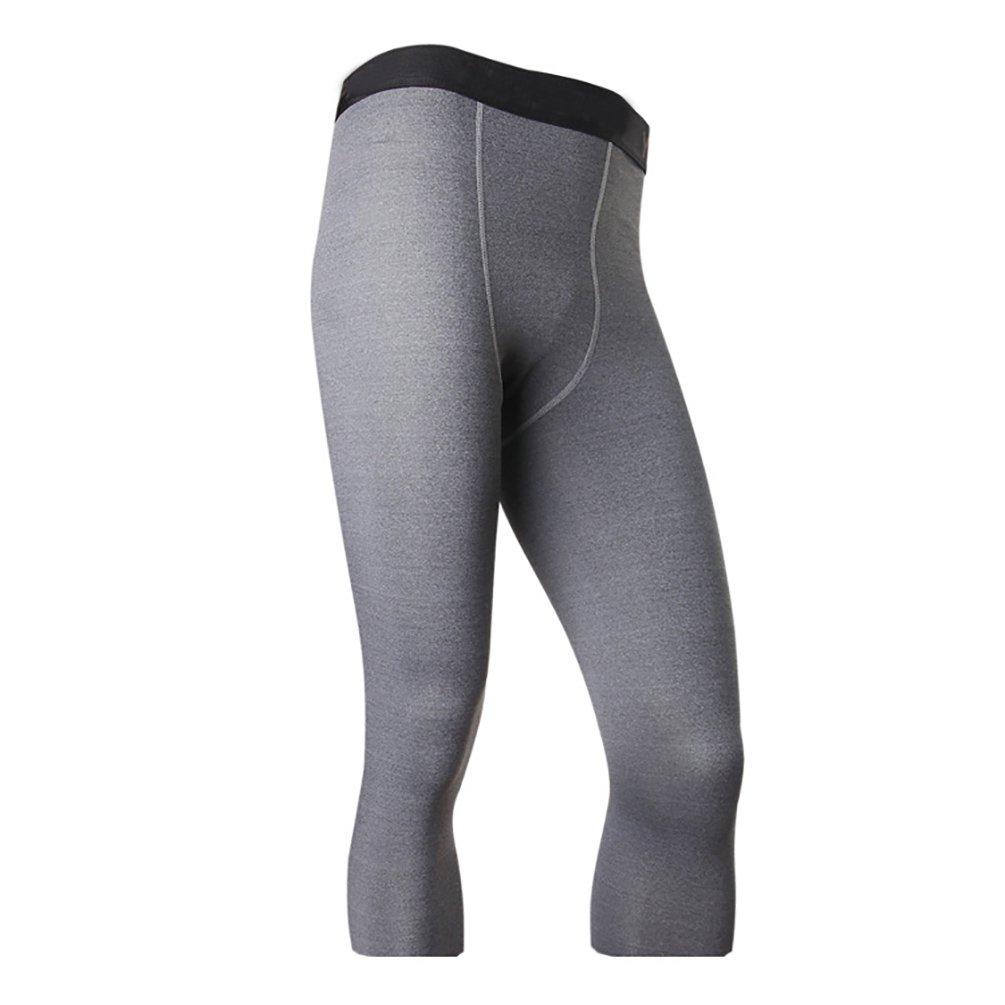 YiJee Hombre Secado Rápido Pantalones de Compresión de Running