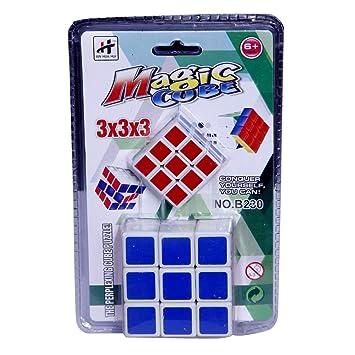 Asvini Toys Magic Puzzle Cube 3X3X3